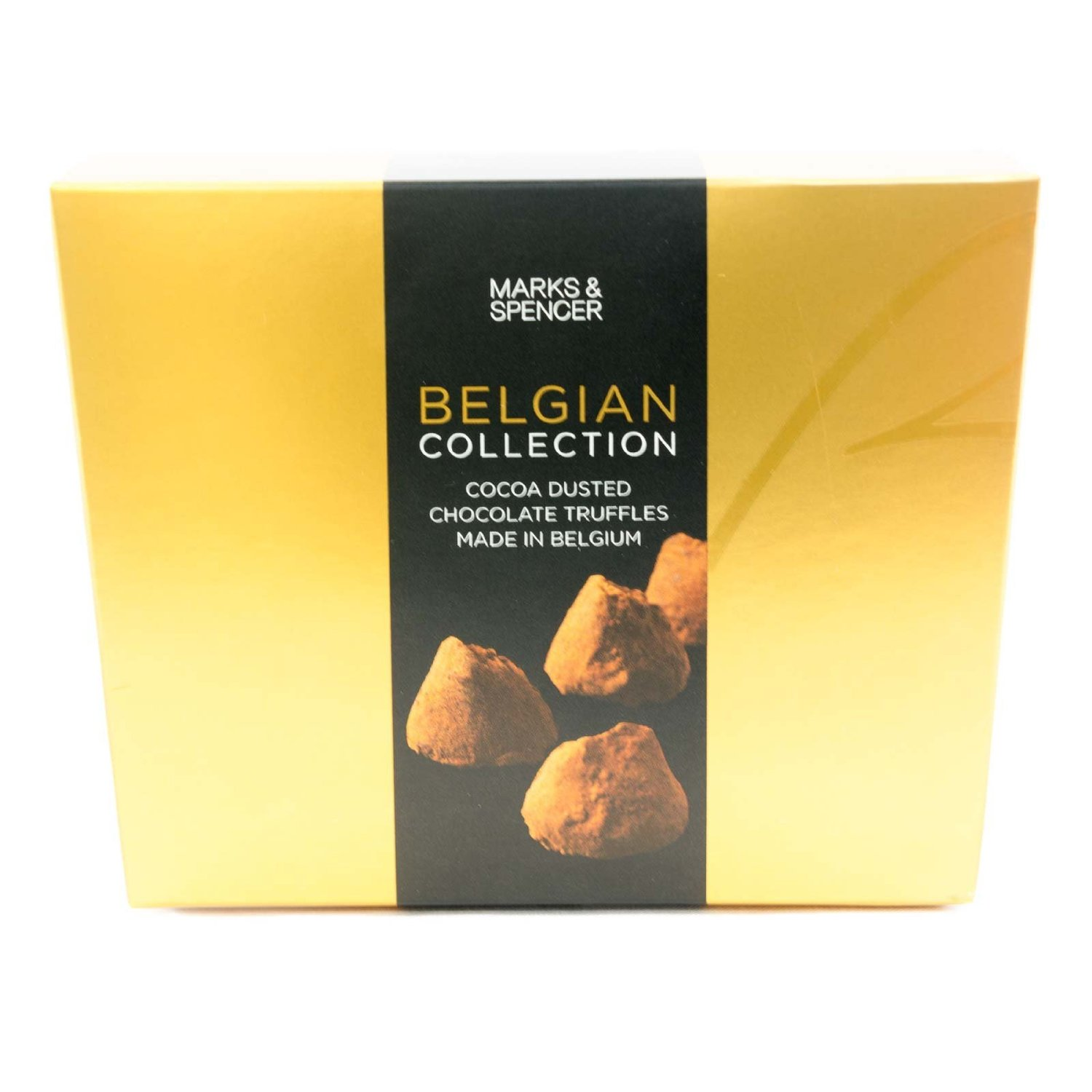 Ms Marks Spencer Belgian Collection Cocoa Dusted Chocolate Truffles 260g From The Uk
